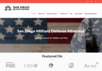 San Diego Military Defense Attorneys