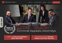 Spolin Law - Los Angeles Criminal Defense Attorney Aaron Spolin