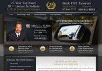 Stark DUI Lawyers - Indiana OWI Defense
