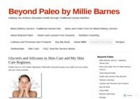 Beyond Paleo Blog- Achieving Health and Happiness