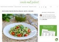 Cook Eat Paleo