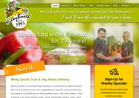 Micky Booth Fruit And Veg Home Delivery