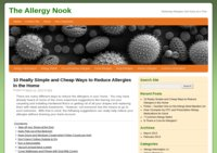 The Allergy Nook