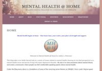 Mental Health @ Home
