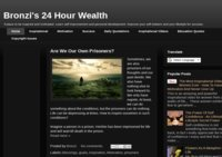 Bronzi's 24 Hour Wealth