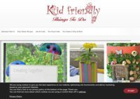 Kid Friendly Things To Do