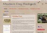 Modern Day Redneck