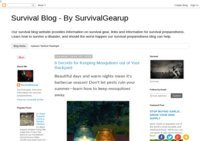 Survival Gearup
