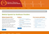 Spanish Classes For Healthcare Providers
