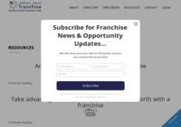 Franchise Blog - Franchise News and views by Experts in the Franchise Industry