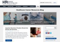 Healthcare Career Resources Blog
