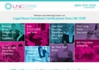 LNC STAT: Advanced Legal Nurse Consulting Certification