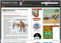 Pirate's Cove — Global Warming Rules!