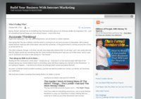 Build Your Business With Internet Marketing