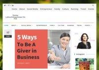 Danay - Latina Entrepreneur, Speaker, and Blogger