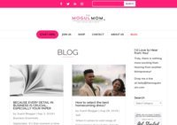 The Mogul Mom Blog