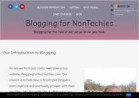 BloggingforNonTechies