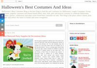 Halloween Best Costumes And Ideas