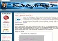 Eric De Groot's Insights