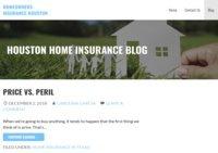 Homeowners Insurance Houston TX - Blog