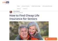 LifeNet Insurance Blog
