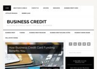 Start Business Credit for Small Business