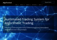 Tickblaze - Algorithmic Trading Platform
