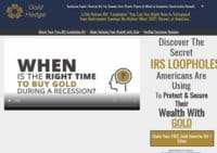 Hedging Your Wealth with Gold - GoledHedge.net