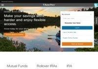 Search for Mutual Funds from T. Rowe Price