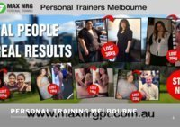 Melbourne Personal Training - Mobile Personal Trainers