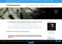 Rxd Sleeves | Compression Sleeves and Wraps Resource