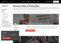 TRAINFITNESS Personal Trainer Blog