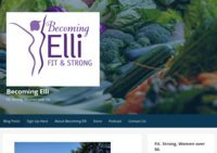 Becoming Elli - Fit Strong Women over 50