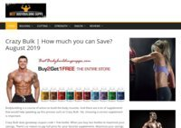 Best Bodybuilding Supplements