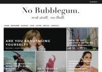 No Bubblegum