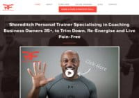 Red Pill Fitness - Personal Trainer Shoreditch