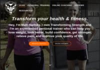 Transforming Strength