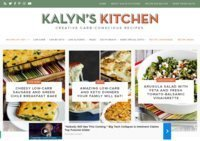 Kalyn's Kitchen - South Beach Diet Cooking and Recipe Blog