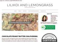 Lilikoi and Lemongrass