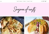 Sanjana Feasts Cooking Blog