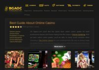 Best Guide About Online Casino