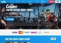 Casimpo Live Casino UK
