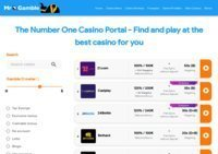 The Number One Casino Portal - Find and play at the best casino for you