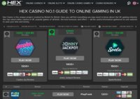 Online Casino Reviewer - British Casino HEX