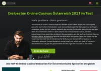 OnlineCasinosAT.com - Trusted Online Casino Reviews for Austria