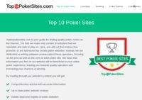 TopTenPokerSites.com -