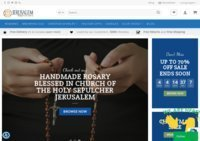 Jerusalem Christian Gift shop - Holy Land Gift Shop