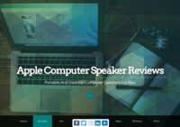 Portable Apple Mac Laptop Speaker News And Reviews