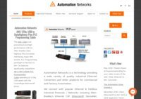 Automation Networks