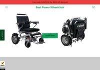 Best Power Wheelchair